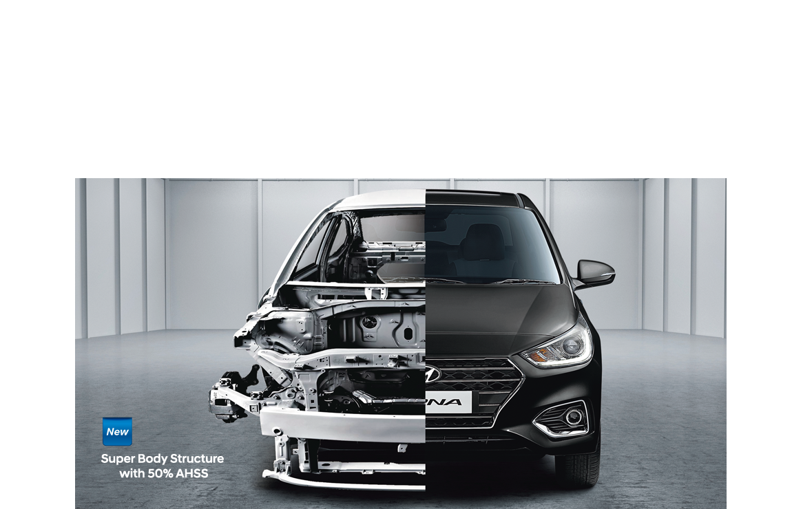 Verna Hyundai Brunei Wiring Diagram With Its Super Body Structure 6 Airbags And A World Of Active Passive Safety Features Sets New Benchmark In Passenger The